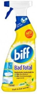 BIFF BAD CITRUS 750ml DO ŁAZIENKI