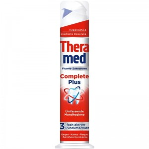 PASTA THERAMED COMPLETE PLUS TUBA POMPKA 100ml